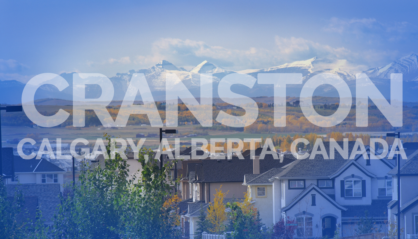 homes for sale in Cranston Calgary